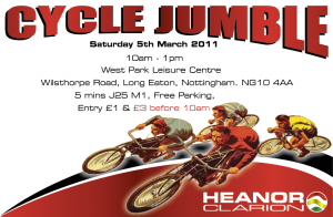 Cycle Jumble 2011