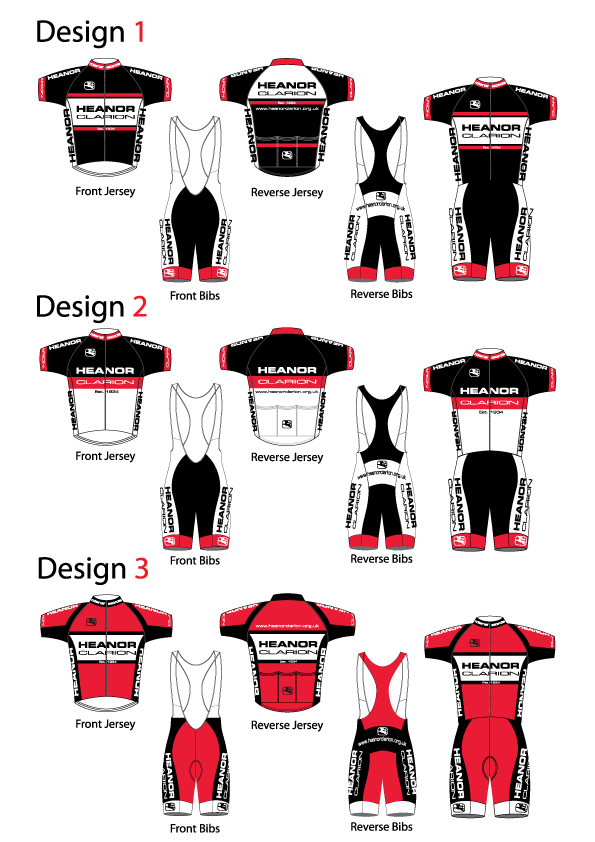Possible kit designs