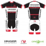 New kit - shorts and jersey