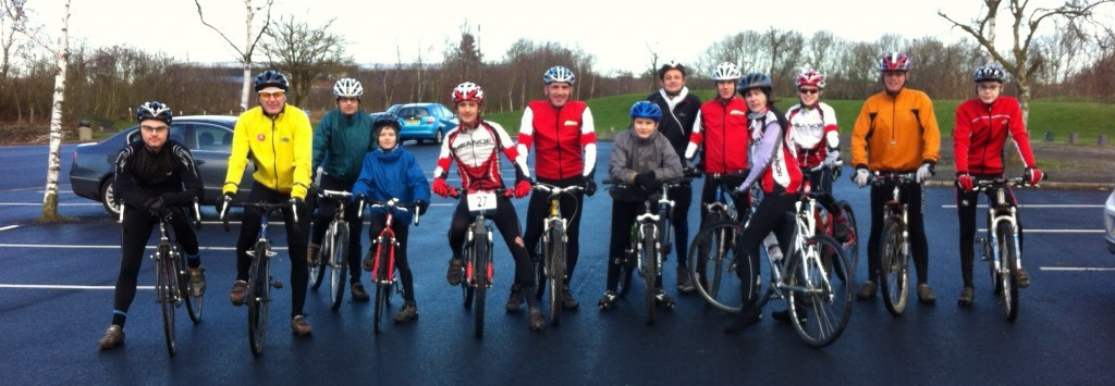 Christmas Ride 2011