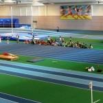 EIS track - Sheffield