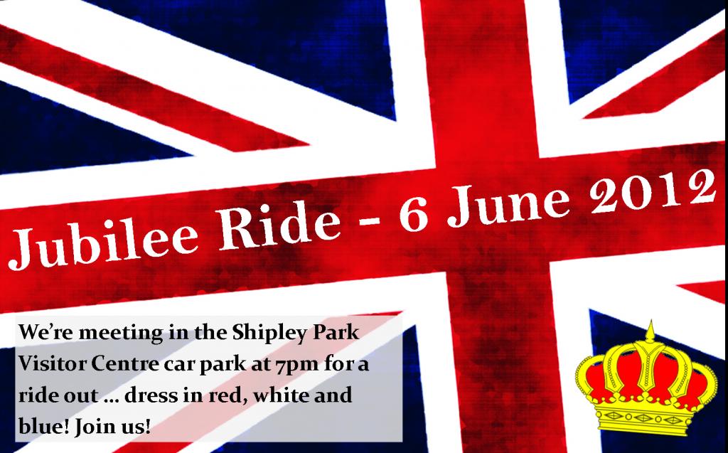 Jubilee Ride - 6th June 2012