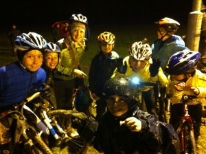 Go-ride at Night