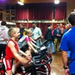 Wattbike night