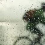 Rain stopped play :-(