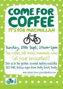 Helen's Macmillan Coffee