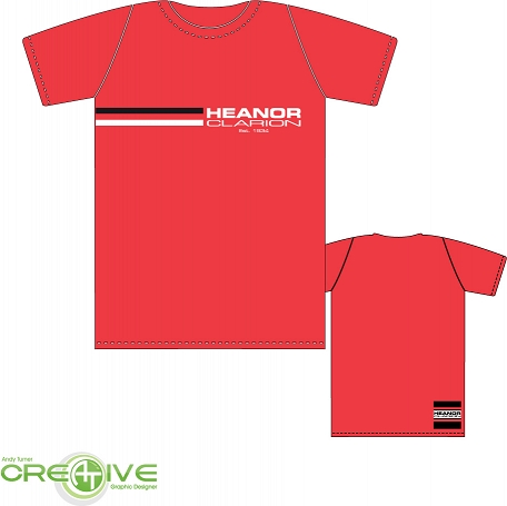 Heanor_Clarion_T-Shirt