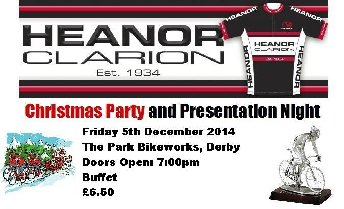 Christmas Party & Presentation 2014
