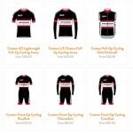Godfrey club kit 2015