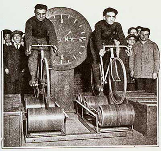 Roller racing